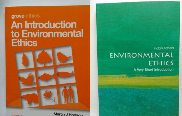 Environmental Ethics: Comparing Two Introductions