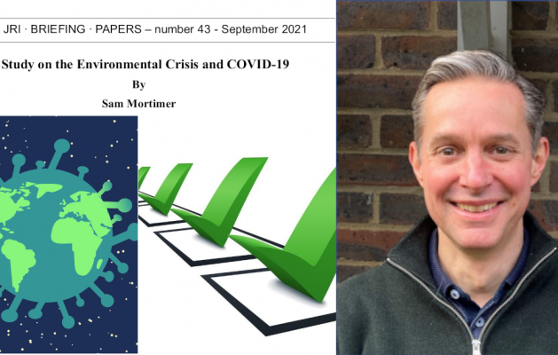 A Study on the Environmental Crisis and Covid 19
